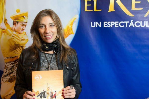 El Rey Mono cumple su misión en Buenos Aires