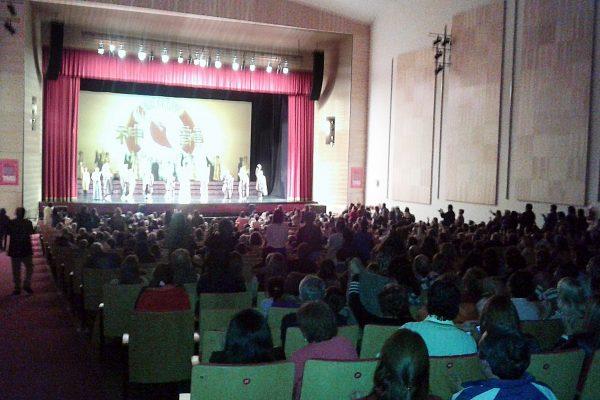 """""""No se sabe si es real o si se está soñando"""", dice el público tucumano al ver El Rey Mono"""