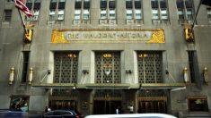 Cuando Obama se quede en Nueva York no se alojará en el Waldorf-Astoria