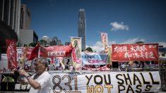 Hong Kong rechaza el plan electoral de Beijing