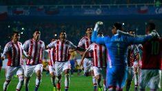 Paraguay pasa a las Semifinales por penales