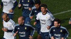 """Messi: """"Tenemos la ilusión de ganar la Copa"""""""