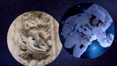 Misterioso astronauta de la catedral de Salamanca: ¿viajes espaciales hace 500 años o extraterrestres?