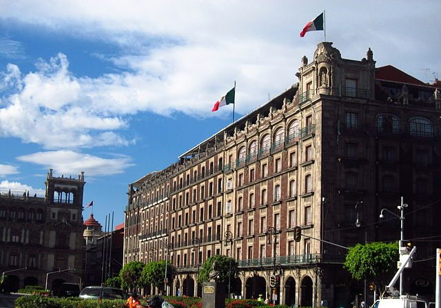 Ciudad de México, México. (Travellete/Wikimedia Commons)