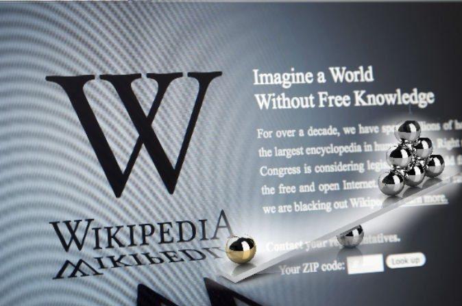 """Sitio web Wikipedia (Jcamilobernal / iStock) Una ilustración de """"desequilibrio"""". (Aeya / iStock)"""