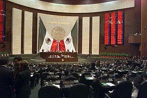 El Congreso mexicano podrá expedir leyes destinadas a penalizar los delitos relacionados con la desaparición forzada de personas (foto: www.wikipedia.org)