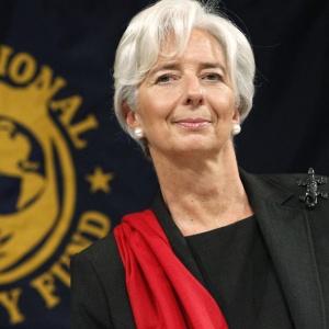 Christine Lagarde, Directora del FMI.(www.diariohoy.net)