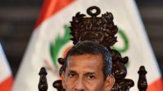 Presidente Humala pide árbitro imparcial para Perú-Chile en Copa América
