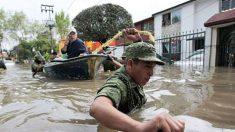Derrumbes en carreteras y 5 muertos por lluvias en Honduras