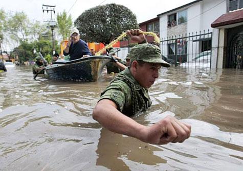 Inundaciones. (sonorama.com)