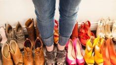 5 consejos para que los zapatos nuevos no te molesten