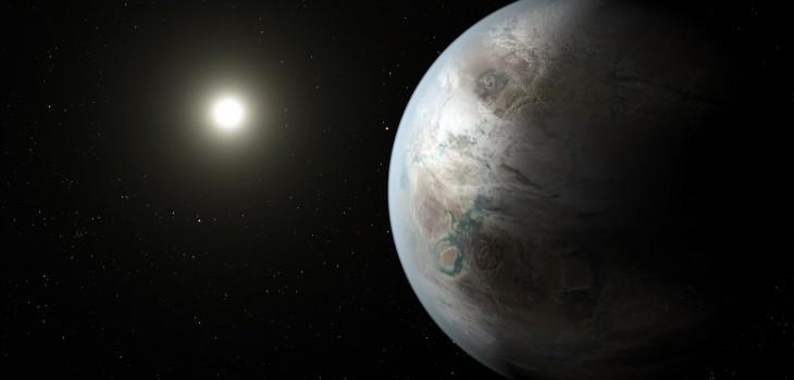 Concepto artístico de 452b   NASA / JPL-Caltech / T. Pyle