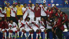 Victoria de Perú por 2 a 0 ante Paraguay le otorga el tercer puesto