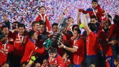 Chile rompe el maleficio y gana su primera Copa América