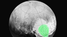 "Descubren monóxido de carbono en el  ""corazón"" súper congelado de Plutón"