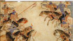 La campaña de la China Imperial en defensa de los bárbaros abrió la Ruta de la Seda