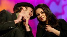 Medios norteamericanos afirman que Mila Kunis y Ashton Kutcher se casaron en secreto