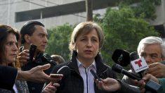 Carmen Aristegui no volverá a MVS Noticias