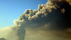 Alerta preventiva en Guatemala por erupción del volcán Pacaya