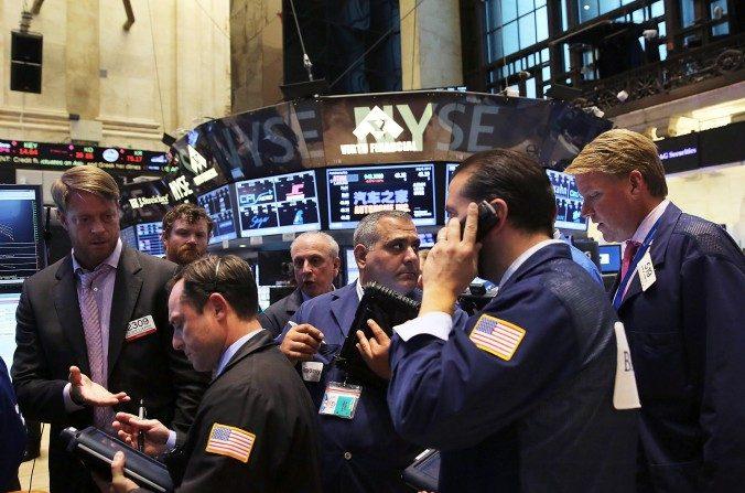Perdidas en los mercados globales tras decisión de la Fed. (Spencer Platt/Getty Images)