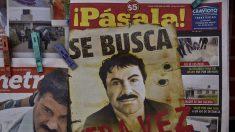"""México ofrece una recompensa de u$s3,8 millones por la captura de """"El Chapo"""" Guzmán"""