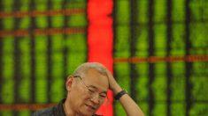 La lucha política habría provocado la caída de la bolsa en China
