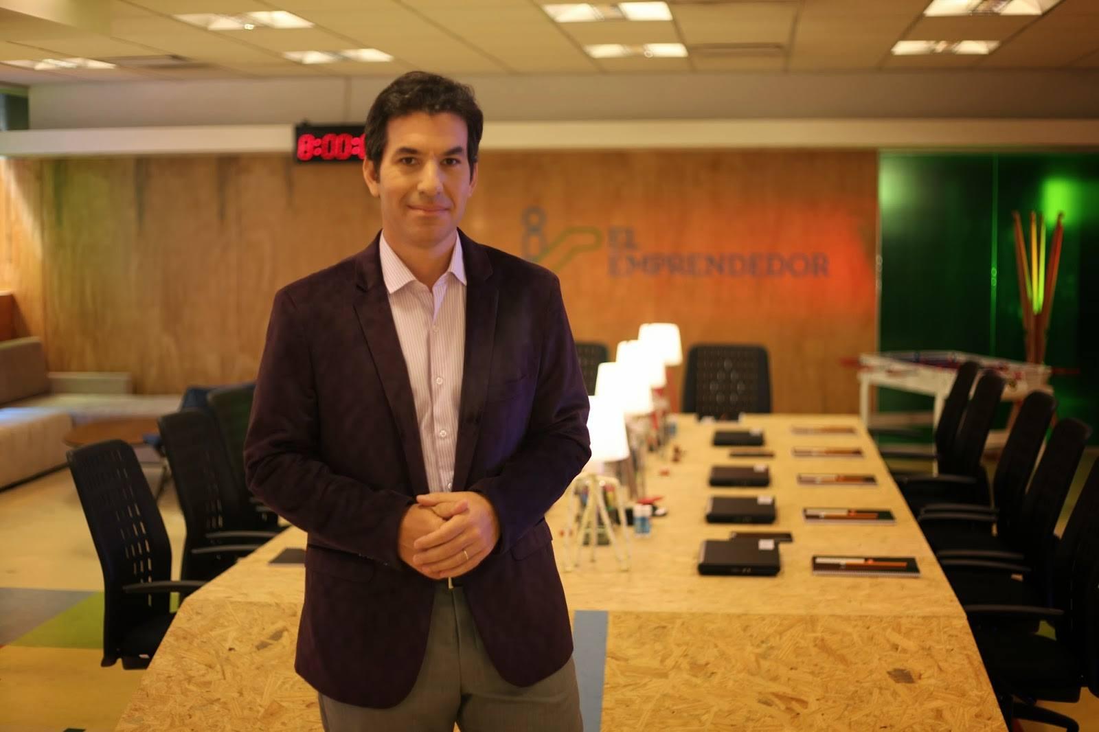 """Andy Freire: """"Los emprendedores podemos ser el motor de un cambio en Argentina"""""""