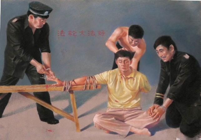 9 estremecedoras imágenes de torturas chinas