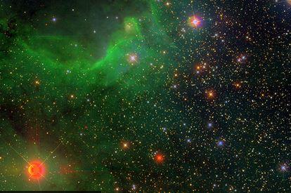 Un 30% de estrellas de la Vía Láctea migró lejos de su hogar por alguna anomalía