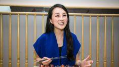 Saboreando una receta china de carré de costillas a la 'Char Siu'