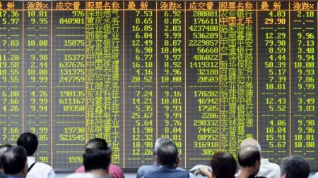 Implicaciones de la caída de la bolsa china