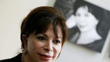 """Isabel Allende sigue como escritora chilena """"bestseller"""" del mes"""