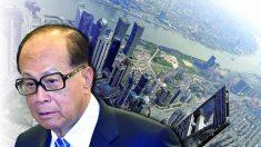 Magnates comerciales de Hong Kong reducen activos en valores de carteraen Shanghái