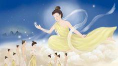 Nü Wa: diosa creadora de la raza amarilla