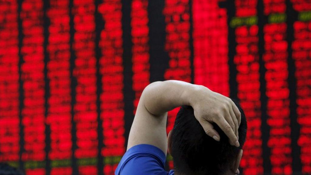 Las grietas en la economía china