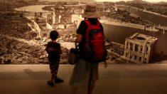 """""""Nunca más un Hiroshima y Nagasaki"""" resuena en un día de luto para Japón"""