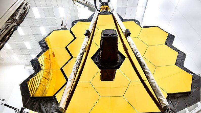 Hay gran expectativa en la comunidad científica acerca de los secretos del universo profundo que pueda revelar el Telescopio Espacial James Webb. (NASA)