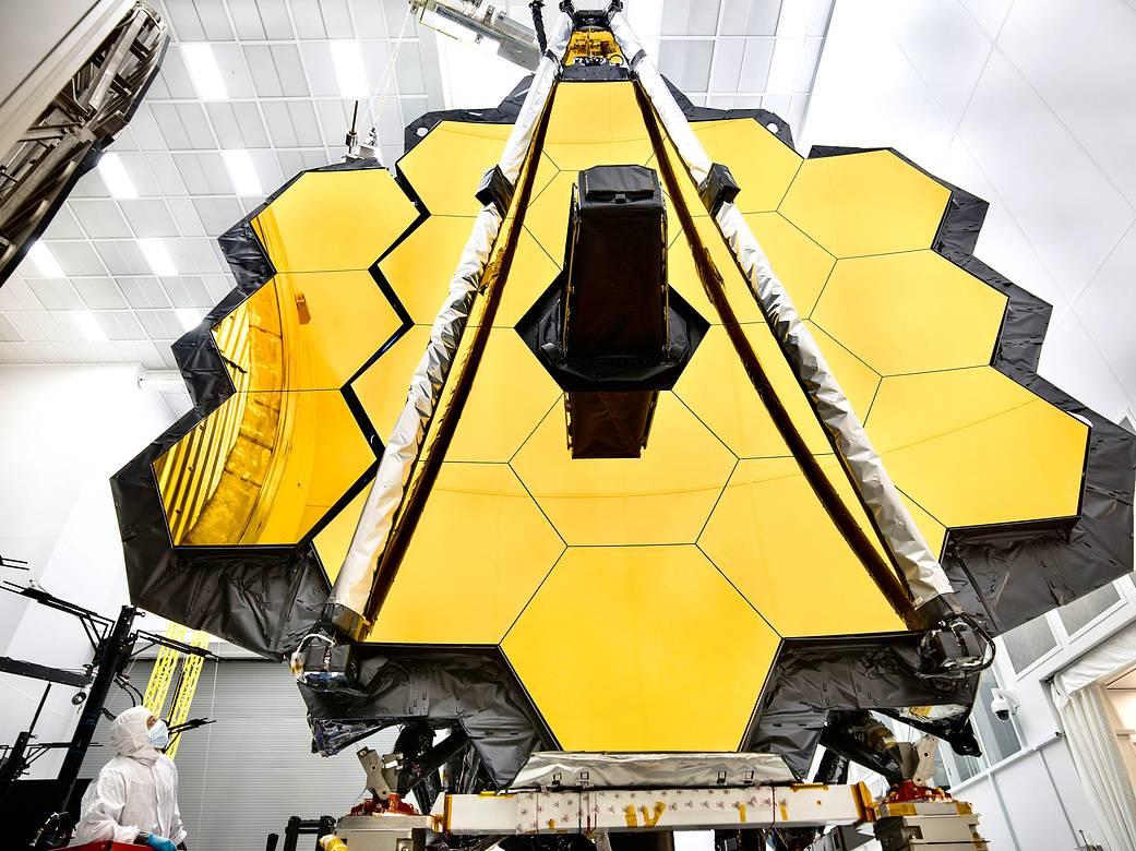 Este es el telescopio gigante que lanzará la NASA en 2018