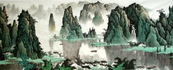 La antigua cultura china descifra el significado del agua
