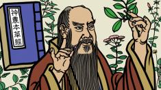 Shen Nong, el padre de la agricultura y la medicina china