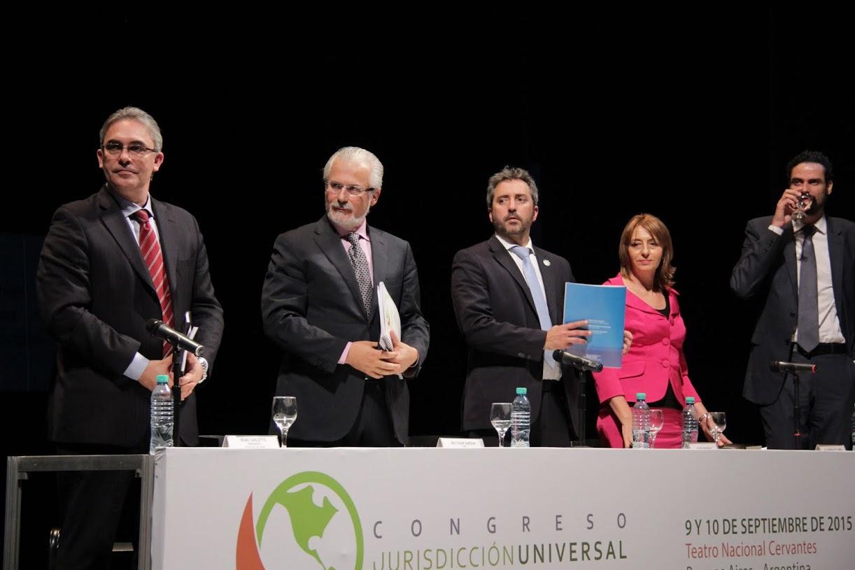 Proponen en Argentina nuevos principios para una Justicia Universal