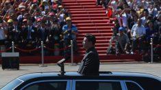 Desfile militar en Plaza Tiananmen apunta a mostrar quién tiene el control