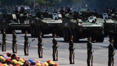 ¿Por qué China reduce 300.000 miembros en sus tropas?