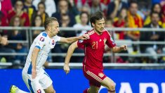 Eurocopa 2016: España ganó 2 a 0 a Eslovaquia