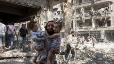 China alimenta la guerra siria a través de Irán