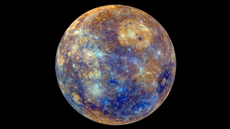 Cuando Mercurio está más lejos del Sol altera su rotación bajo influencia de Júpiter (NASA)