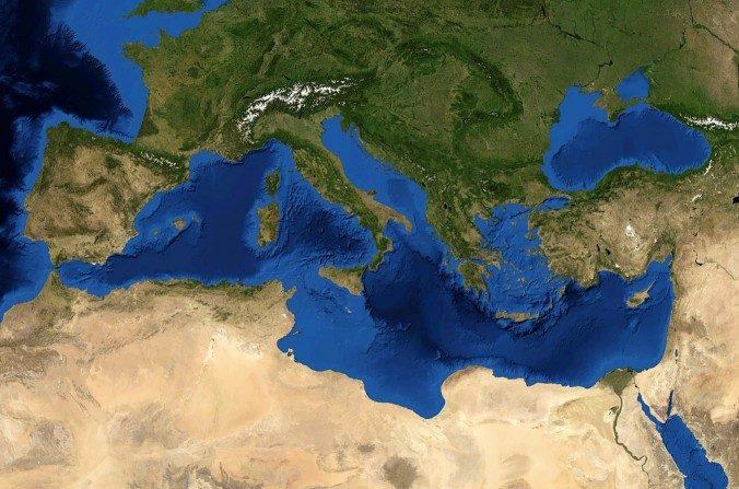 Es muy probable que un gran y devastador tsunami ocurra en el Mediterráneo antes que las advertencias y medidas preventivas puedan ser tomadas en serio. (NASA)