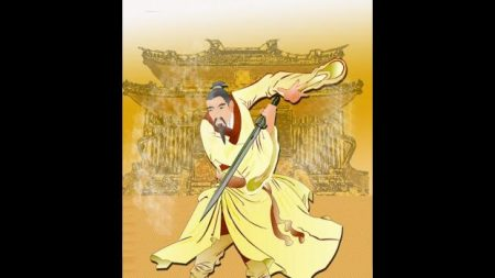 Zhang Sanfeng, el incomparable inmortal del monte Wudang