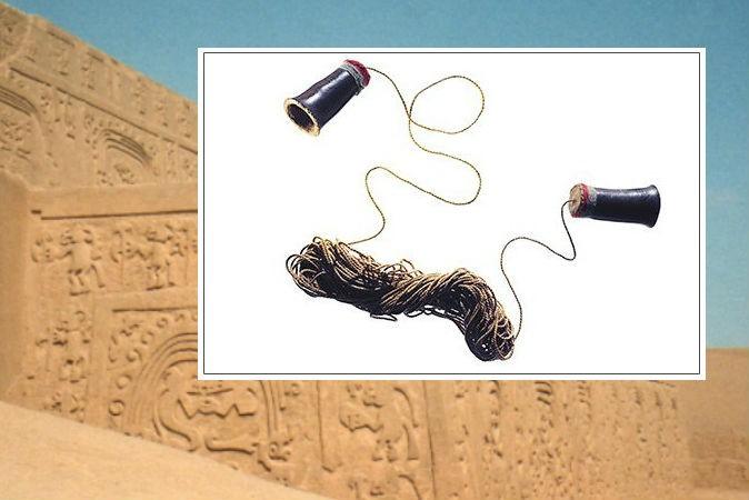 Teléfono de 1.200 años, es el más antiguo en occidente y es Peruano