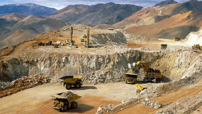 Minería a cielo abierto: la ruta del cianuro. (DiarioHoy)